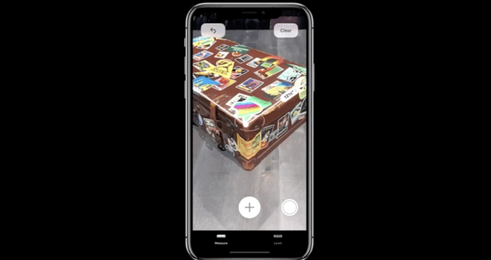 Apple WWDC 2018 - AR Measurement