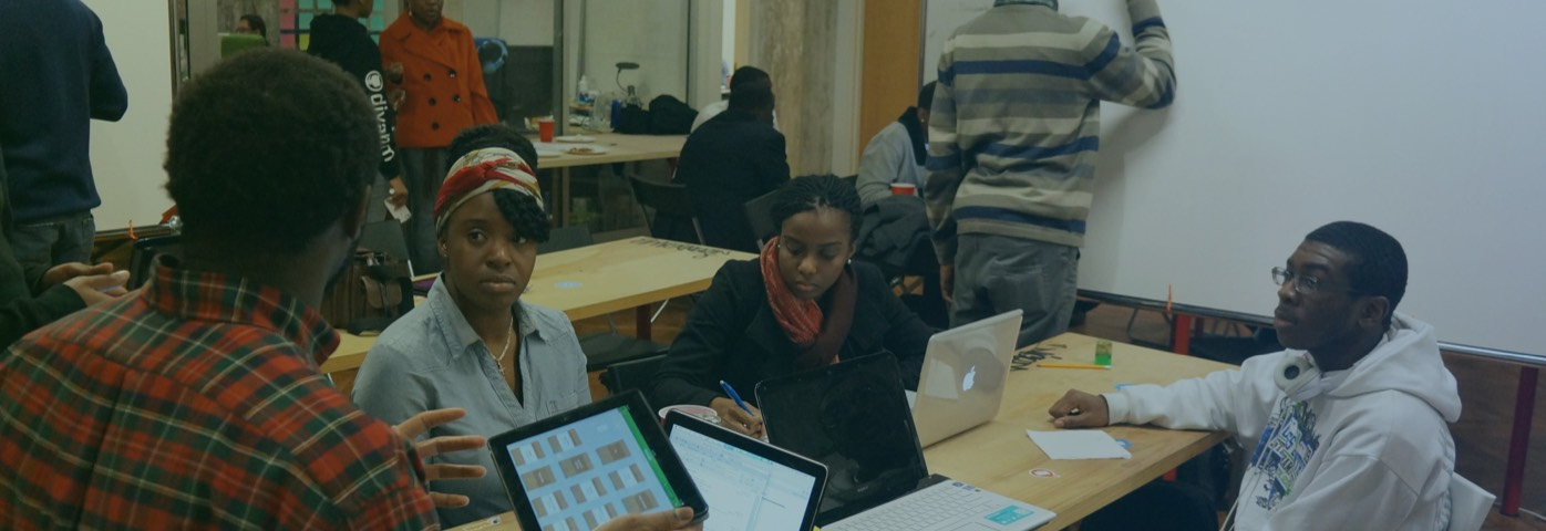 2019 Hackathon with UIC Black Tech Scholars